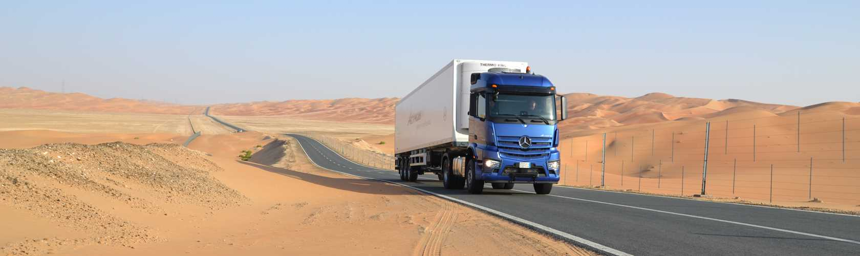 Actros Road