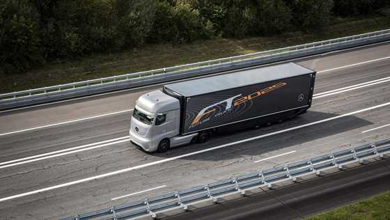 Why Mercedes Benz Safety Futuretruck