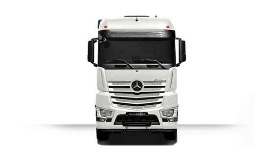 Actros Front