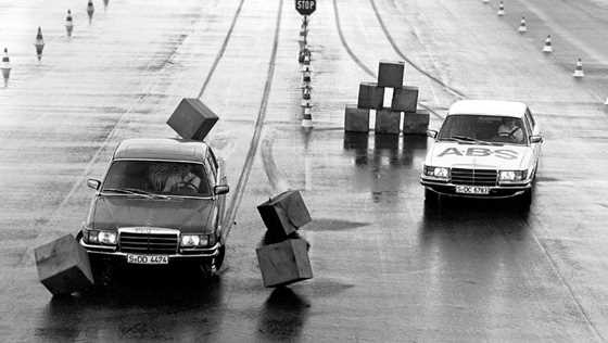 Why Mercedes Benz Safety History
